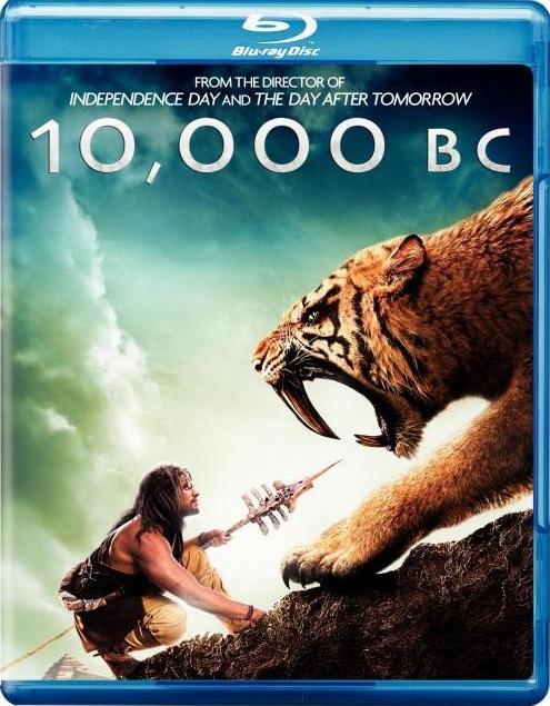 10,000 BC / 10,000 пр.н.е. (2008)