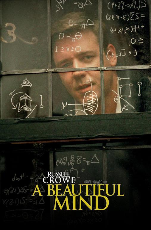 A Beautiful Mind / Красив ум (2001)
