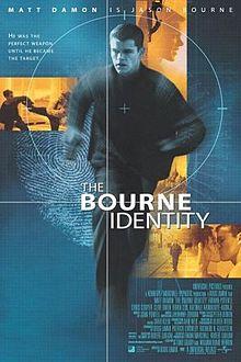 Самоличността на Борн / The Bourne Identity (2002)