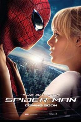 The Amazing Spider man / Невероятният Спайдърмен