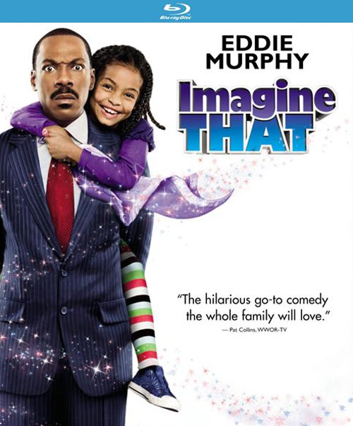 Imagine That / Представи си това (2009)