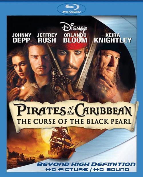 Pirates of the Caribbean: The Curse of the Black Pearl / Карибски пирати: Проклятието на Черната перла