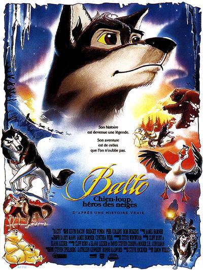 Balto / Балто (1995)