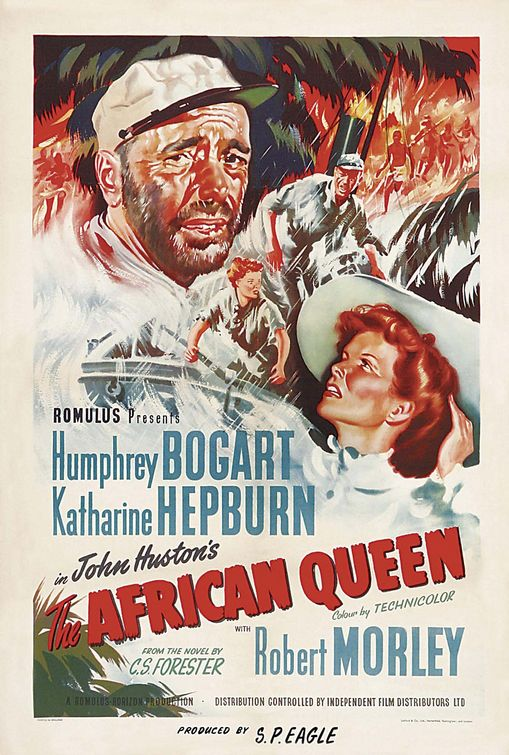 The African Queen / Африканската кралица (1951)