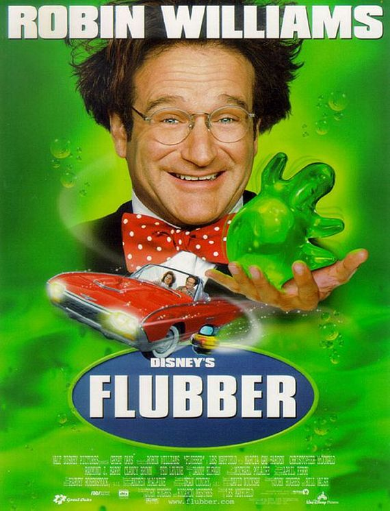 Flubber / Флабър (1997)