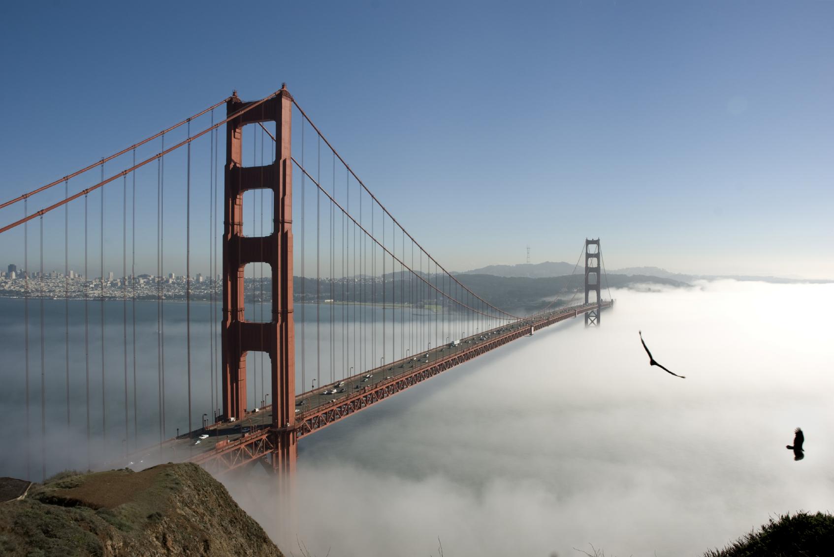 Megastructures - Golden Gate Bridge / Мегаструктури - мостът Голдън гейт
