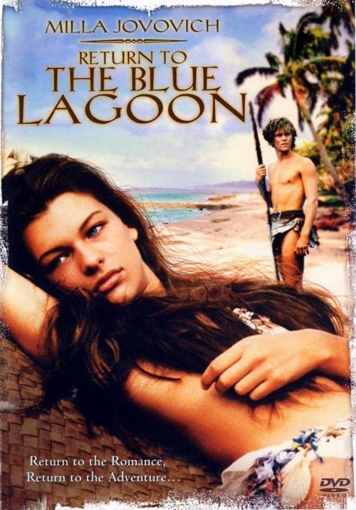 Return to the Blue Lagoon / Завръщане в синята лагуна (1991)